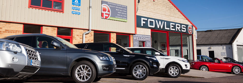 Fowlers Finance Cars For Sale